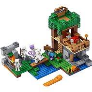 LEGO Minecraft 21146 Útok kostlivců - Stavebnice