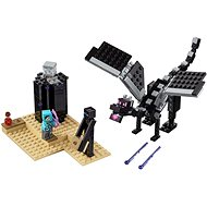 LEGO Minecraft 21151 The End Battle - LEGO Building Kit