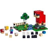 LEGO Minecraft 21153 The Wool Farm - LEGO Building Kit