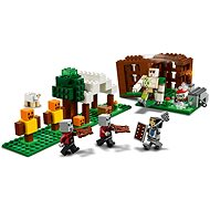 LEGO Minecraft 21159 The Pillager Outpost - LEGO Building Kit