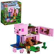 LEGO Minecraft 21170 The Pig House - LEGO Building Kit