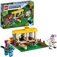 LEGO® Minecraft™ 21171 Koňská stáj - LEGO stavebnice