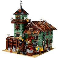LEGO Ideas 21310 Starý rybářský obchod - Stavebnice