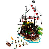 LEGO Ideas 21322 Pirates of Barracuda Bay - LEGO stavebnice