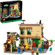 LEGO Ideas 21324 123 Sesame Street - LEGO stavebnice