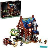 LEGO® Ideas 21325 Středověká kovárna - LEGO stavebnice