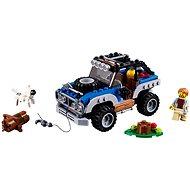 LEGO Creator 31075 Dobrodružství ve vnitrozemí - Stavebnice