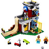 LEGO Creator 31081 Dům skejťáků - Stavebnice