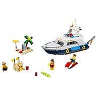 LEGO Creator 31083 Dobrodružná plavba - Stavebnice
