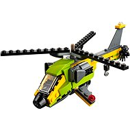 LEGO Creator 31092 Dobrodružství s helikoptérou - LEGO stavebnice