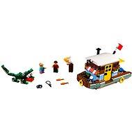 LEGO Creator 31093 Říční hausbót - Stavebnice