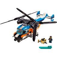 LEGO Creator 31096 Helikoptéra se dvěma rotory - LEGO stavebnice