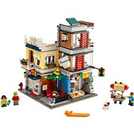 LEGO Creator 31097 Pet Shop with Cafe - LEGO Building Kit
