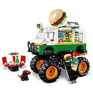 LEGO Creator 31104 Monster Burger Truck - LEGO Building Kit