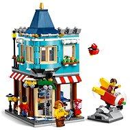 LEGO Creator 31105 Hračkářství v centru města - LEGO stavebnice