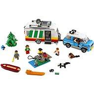 LEGO Creator 31108 Rodinná dovolená v karavanu - LEGO stavebnice