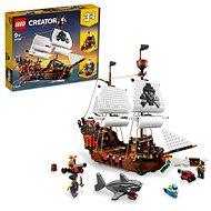 LEGO Creator 31109 Pirátská loď - LEGO stavebnice