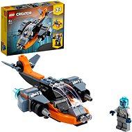 LEGO Creator 31111 Kyberdron - LEGO stavebnice