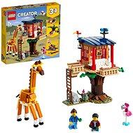 LEGO Creator 31116 Safari Wildlife Tree House - LEGO Building Kit