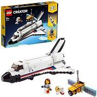 LEGO® Creator 31117 Vesmírné dobrodružství s raketoplánem - LEGO stavebnice