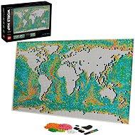 LEGO® Art 31203 Mapa světa - LEGO stavebnice