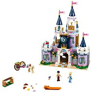 LEGO Disney 41154 Cinderella's Dream Castle - Building Kit