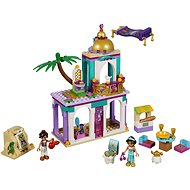 LEGO Disney 41161 Aladdin and Jasmine's Palace Adventures - Building Kit