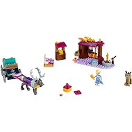 LEGO 41166 Disney Princess Elsa's Wagon Adventure - LEGO Building Kit