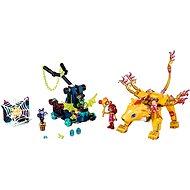 LEGO Elves 41192 Azari a chycení ohnivého lva - Stavebnice