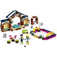 LEGO Friends 41322 Kluziště v zimním středisku - Stavebnice