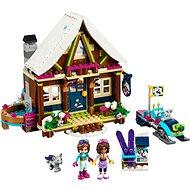LEGO Friends 41323 Chata v zimním středisku - Stavebnice
