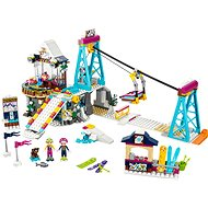 LEGO Friends 41324 Lyžařský vlek v zimním středisku - Stavebnice
