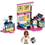 LEGO Friends 41329 Olivia a její luxusní ložnice - Stavebnice