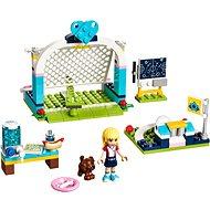 LEGO Friends 41330 Stephanie na fotbalovém tréninku - Stavebnice
