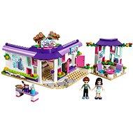 LEGO Friends 41336 Emma a umělecká kavárna - Stavebnice