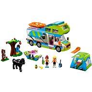 LEGO Friends 41339 Mia a její karavan - Stavebnice