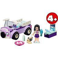 LEGO Friends 41360 Emma a mobilní veterinární klinika - LEGO stavebnice