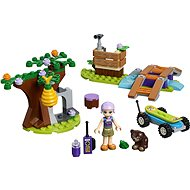 LEGO Friends 41363 Mia a dobrodružství v lese - Stavebnice