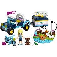 LEGO Friends 41364 Stephanie a bugina s přívěsem - Stavebnice