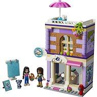 LEGO Friends 41365 Emma a umělecké studio - Stavebnice