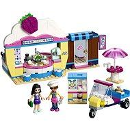 LEGO Friends 41366 Olivia a kavárna s dortíky - Stavebnice