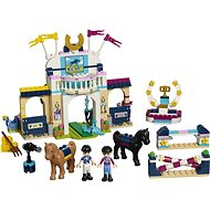 LEGO Friends 41367 Stephanie's Horse Jumping Playset - LEGO Building Kit