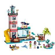 LEGO Friends 41380 Záchranné centrum u majáku - Stavebnice
