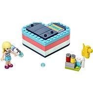 LEGO Friends 41386 Stephanie a letní srdcová krabička - Stavebnice