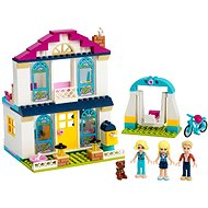 LEGO Friends 41398 Stephanie a její dům 4+ - LEGO stavebnice