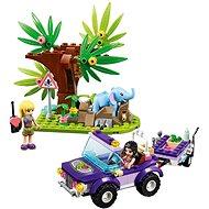 LEGO Friends 41421 Záchrana slůněte v džungli - LEGO stavebnice