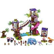 LEGO Friends 41424 Základna záchranářů v džungli - LEGO stavebnice