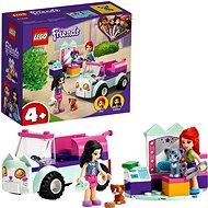 LEGO Friends 41439 Pojízdné kočičí kadeřnictví - LEGO stavebnice