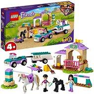 LEGO® Friends 41441 Auto s přívěsem a výcvik koníka - LEGO stavebnice