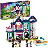 LEGO Friends 41449 Andrea a její rodinný dům - LEGO stavebnice
